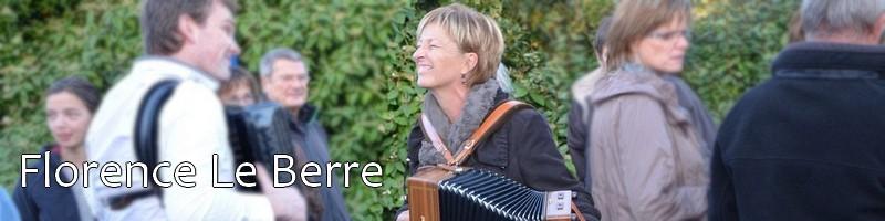 Florence Le Berre, professeur de musique