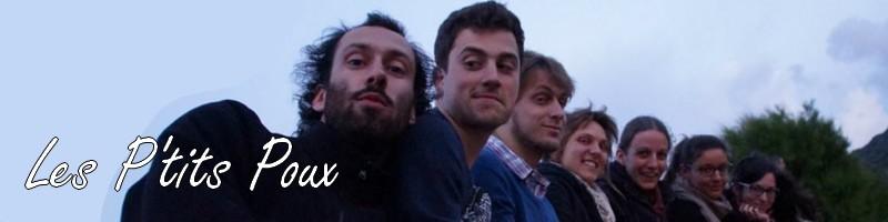 Les P'tits Poux, groupe de musique