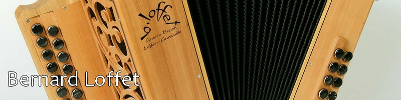Bernard Loffet, luthier