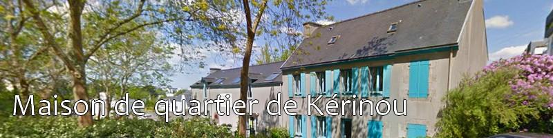 Maison de quartier de Kérinou
