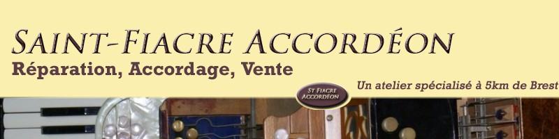 Saint-Fiacre Accordéon, réparateur et revendeur