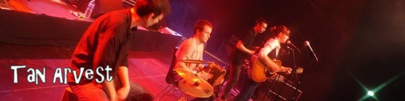 Tan Arvest, groupe de musique