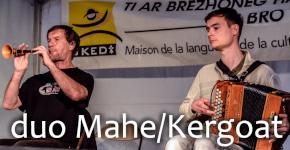 duo Mahe/Kergoat
