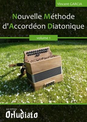 Nouvelle Méthode d'Accordéon Diatonique - volume 1