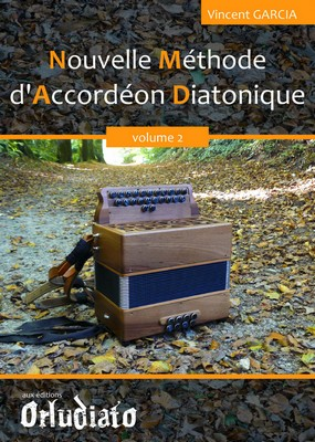 Nouvelle Méthode d'Accordéon Diatonique - volume 2